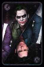 Der Joker (Spielkarte) by Marco Kolditz