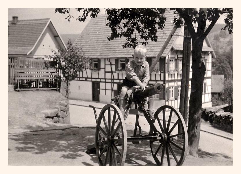 """der junge """"Münchhausen"""""""