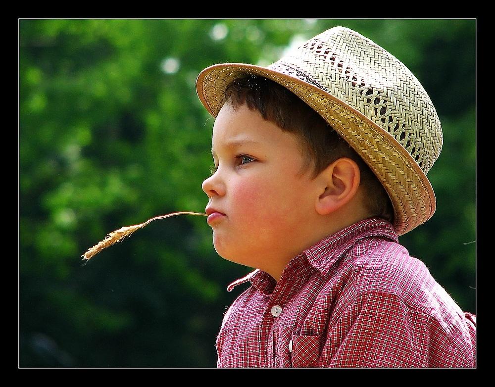 Der Junge vom Strohwagen
