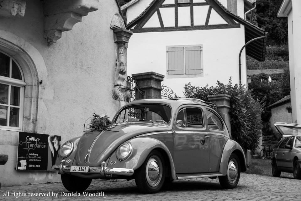 Der Käfer in St. Ursanne