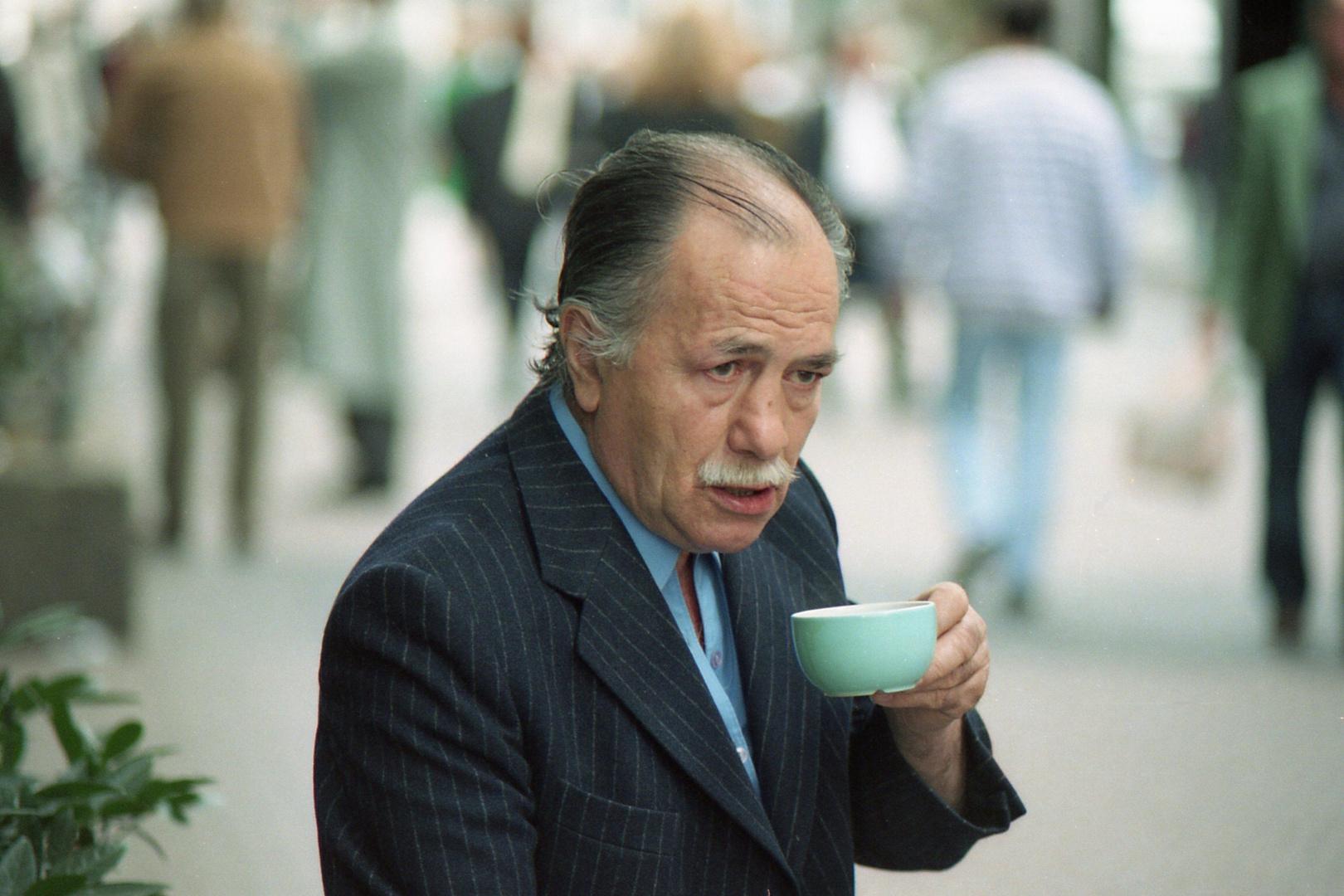 der Kaffee-Genießer