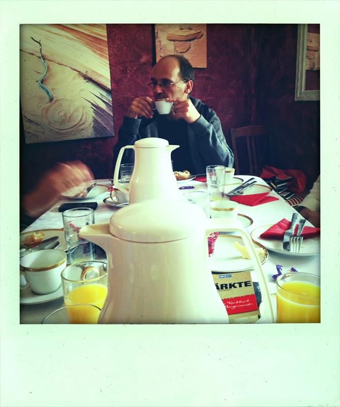 Der Kaffee ist wunderbar in Bad Laasphe !