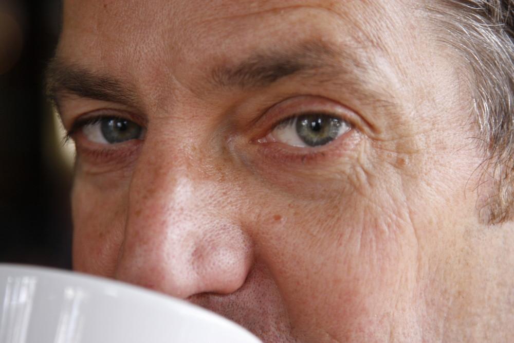 Der Kaffeetrinker