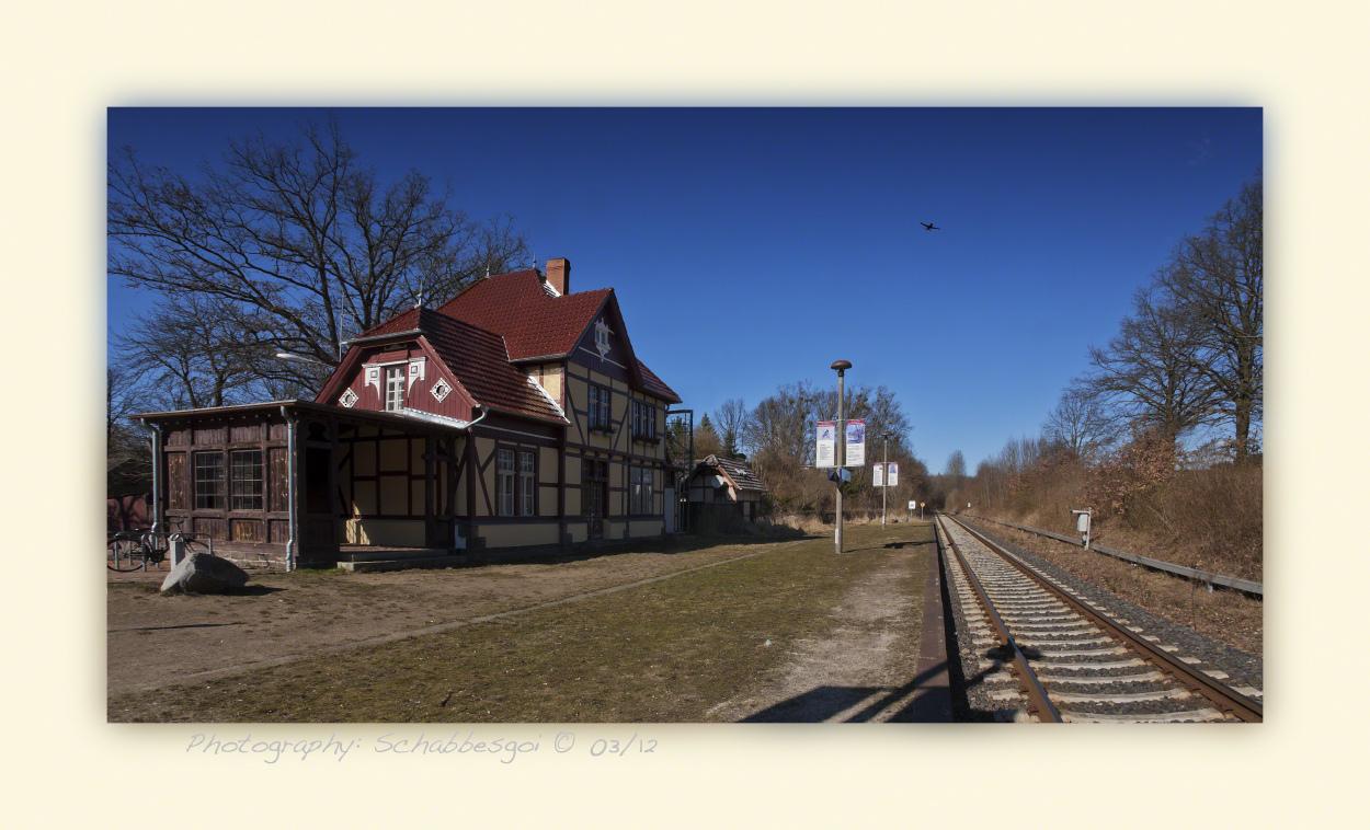 Der Kaiserbahnhof