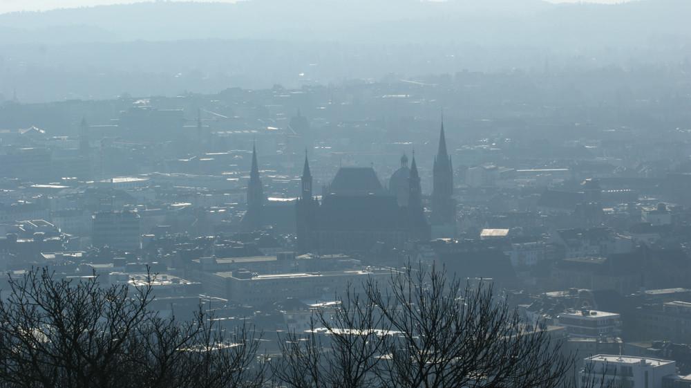 Der Kaiserdom in Aachen