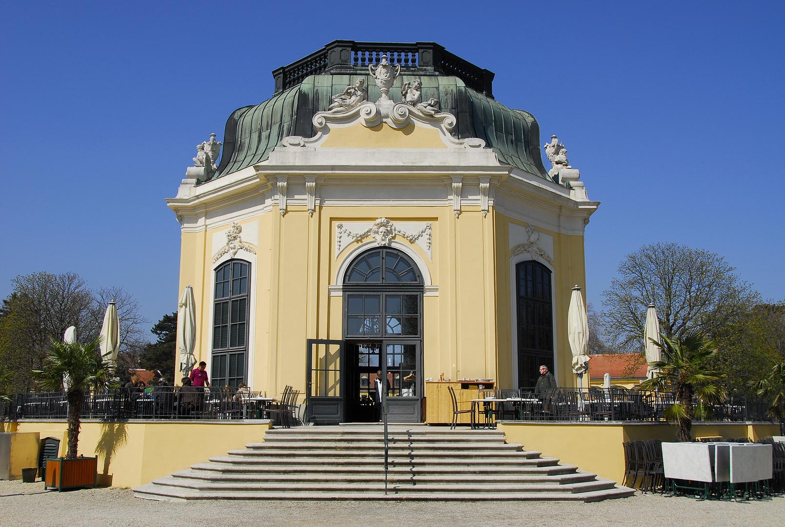 Der Kaiserpavillon