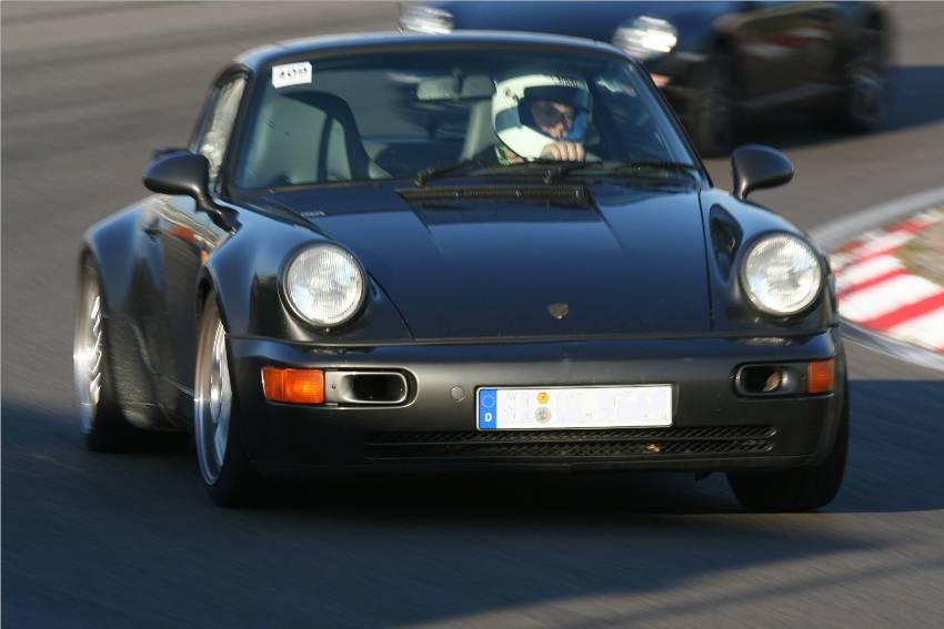 Der Kampf gegen die Zickigkeit des alten Porsche Turbo!
