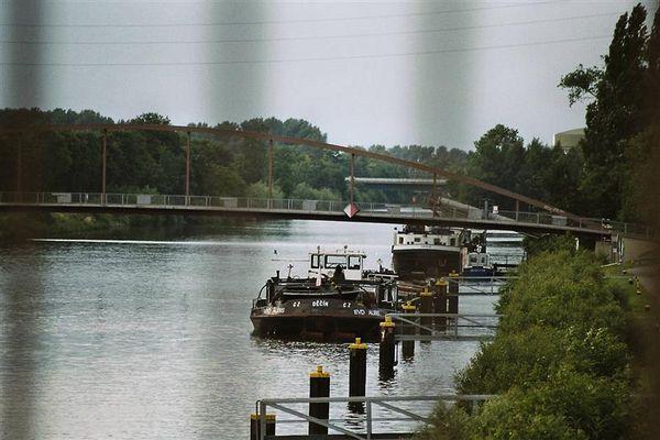 Der Kanal in Salzgitter