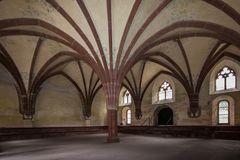 Der Kapitelsaal im Kloster Eberbach