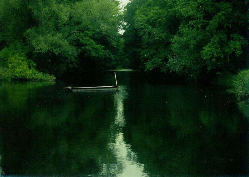 Der Karlsgraben (Fossa Carolina)