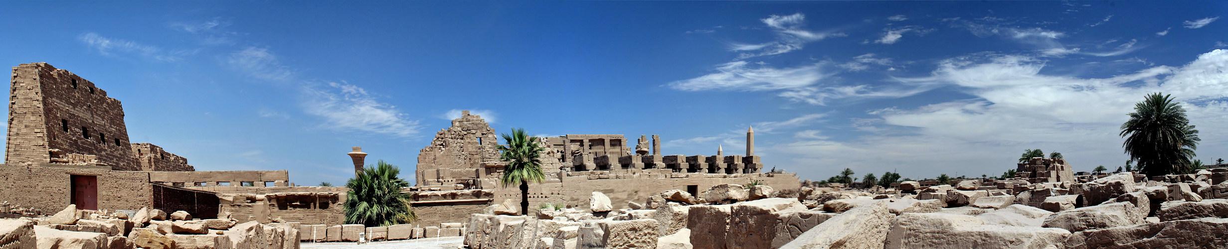 der karnak tempel