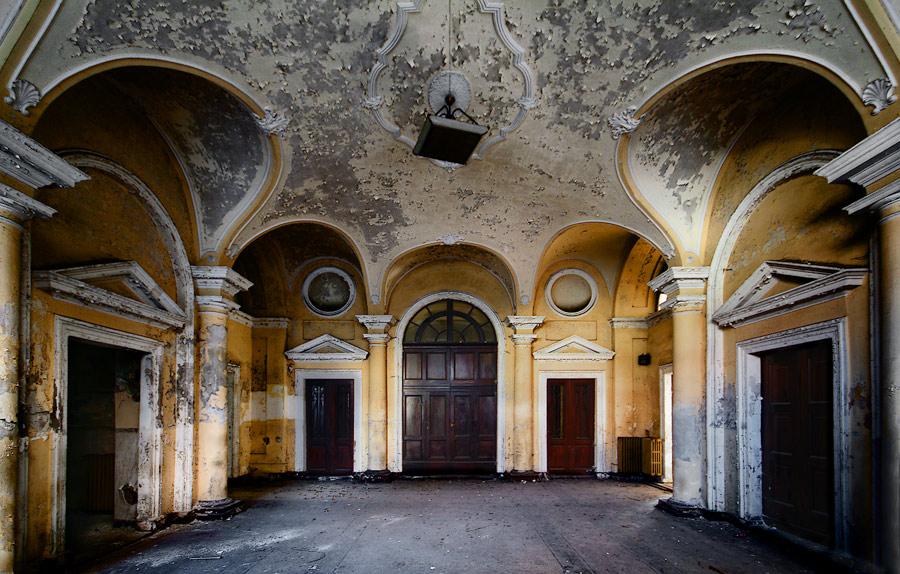 Der Kerker der Provinz Cuneo