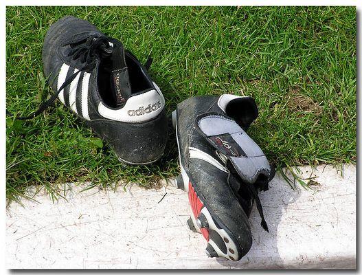 Der Kick ist aus!!