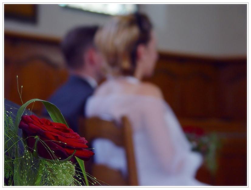 Der Kirchbankschmuck und das Paar von Marco Enderli