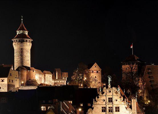 *** Der Klassiker - Die Nürnberger Burg ***