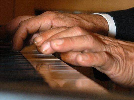 der Klavierspieler