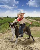 der kleene Cowboy
