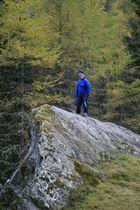 Der kleine Bergsteiger