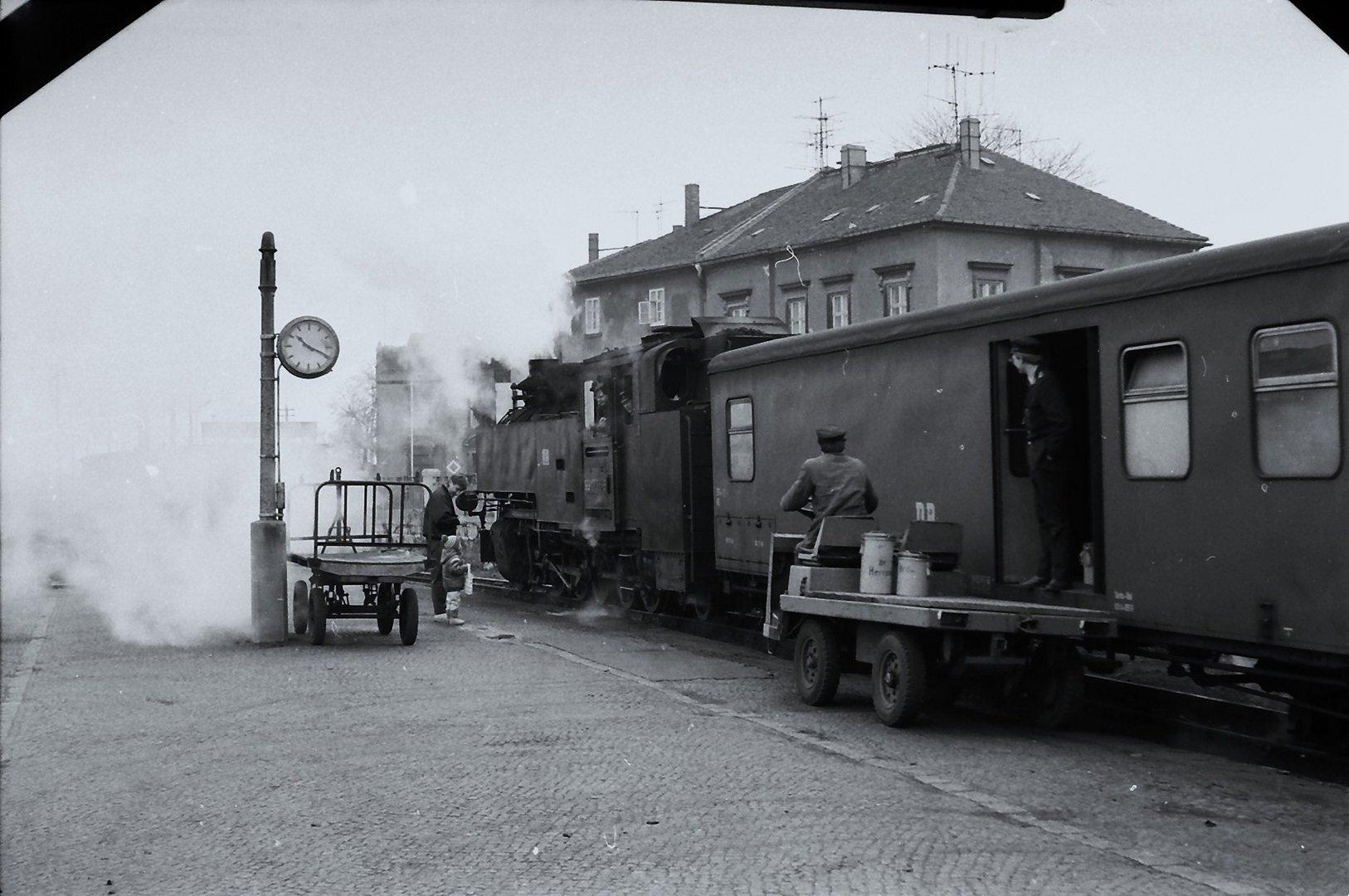 Der kleine Eisenbahnfan