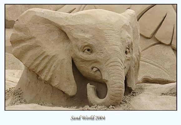 Der kleine Elefant...