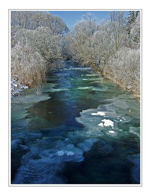 Der kleine Fluss