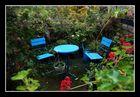 Der kleine Garten...