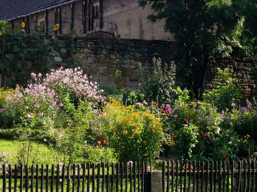 Der kleine Garten Eden