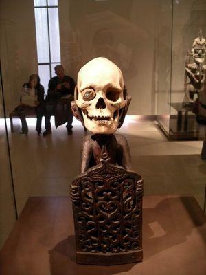 Der Kleine im Louvre