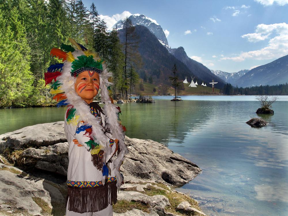 Der kleine Indianer