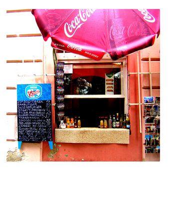 der kleine kiosk in prag