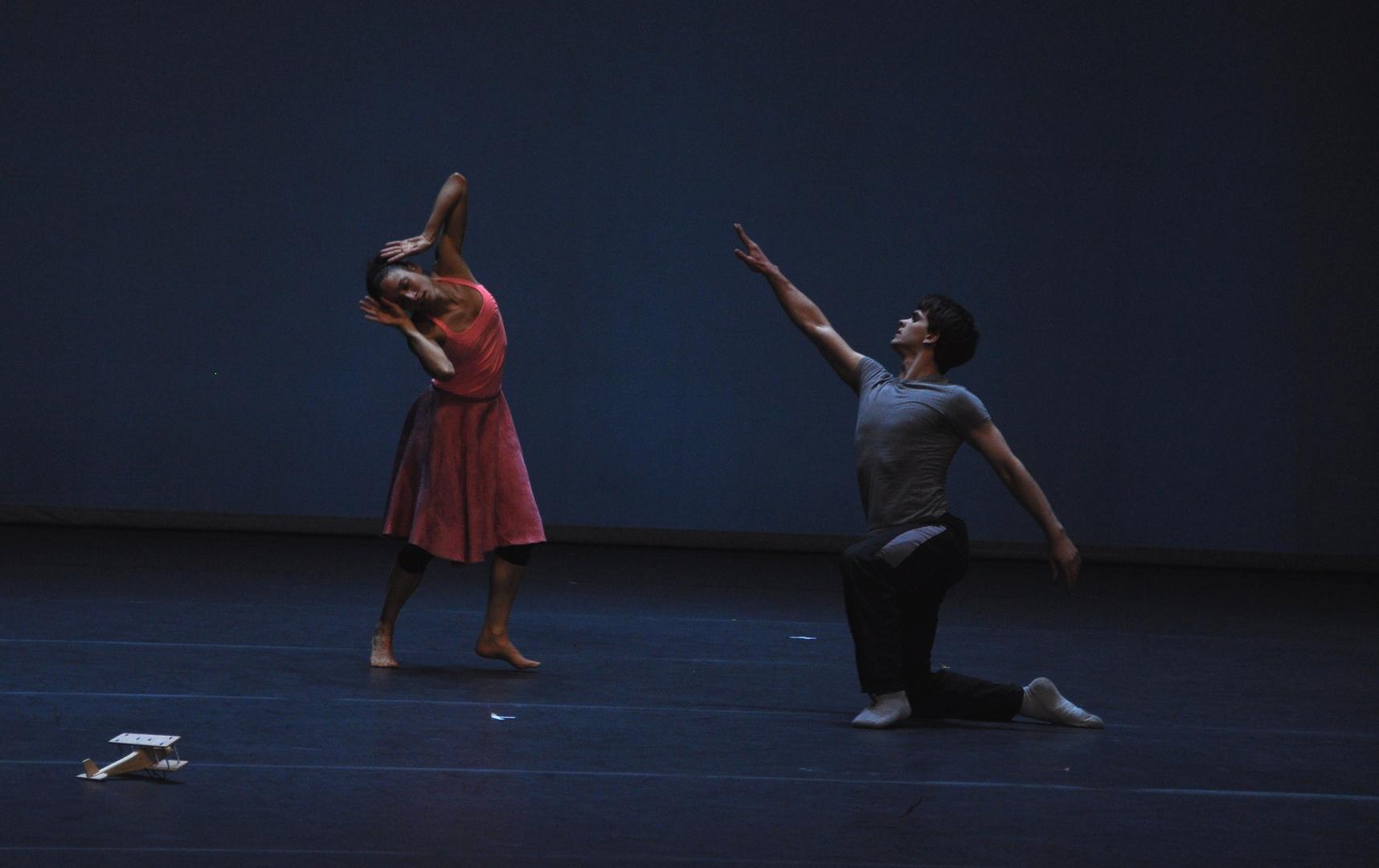 Der Kleine Prinz.....Ballett-Szene