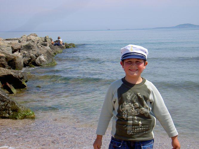 Der kleine Seemann