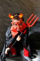 Der kleine Teufel .................HAllOWEEN