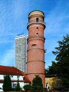 Der Kleine und der große Leuchtturm