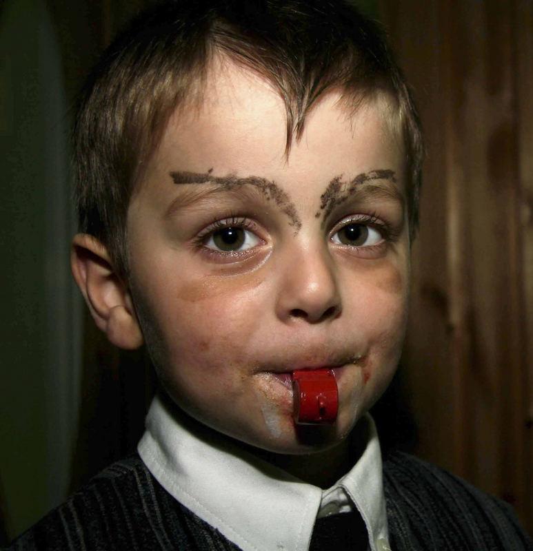 Der kleine Vampir ruft Verstärkung