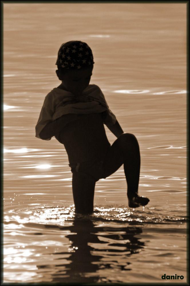der kleine Wassermann