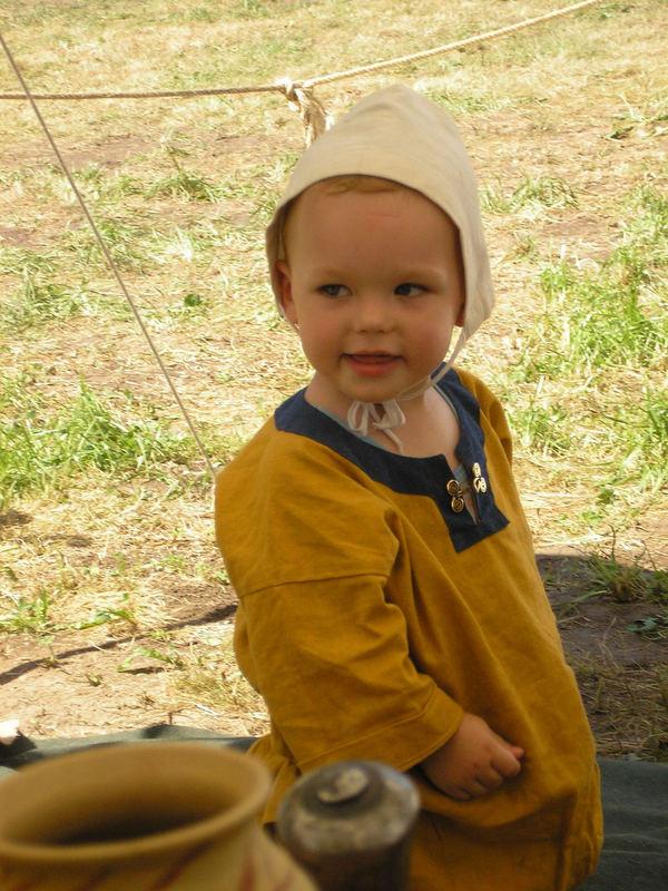 Der kleine Wikinger