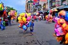 """"""" Der kleinste Ballonverkäufer von Baclaran """" , Manila 2009"""