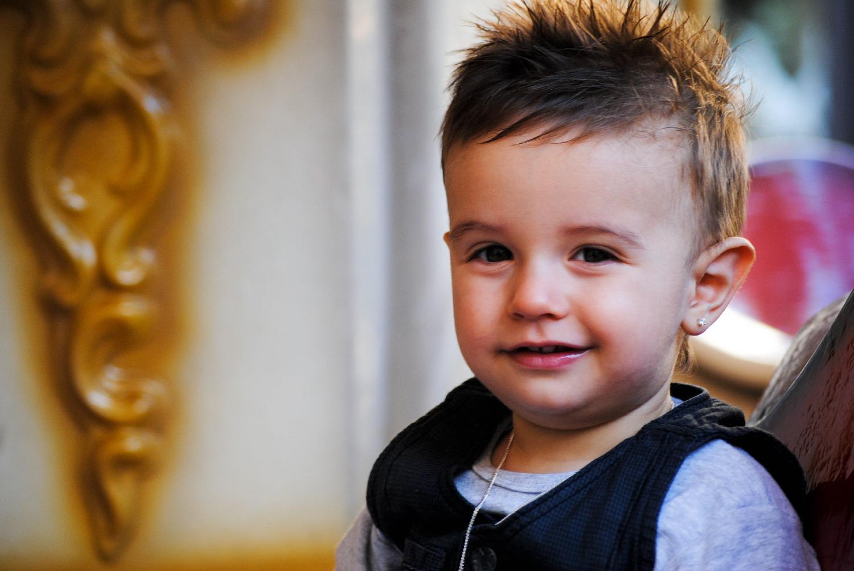 Der Kleinste im Bunde :-))
