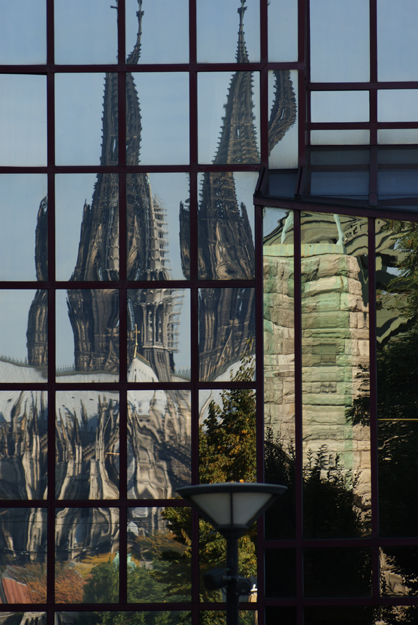 Der Kölner Dom mal anders