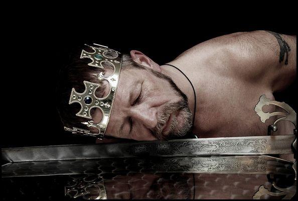 der könig ist tot...