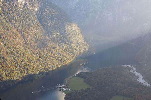 Der Königssee...