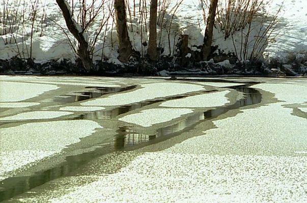 Der Königssee im Winter