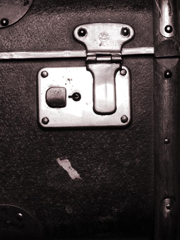 Der Koffer vom Dach