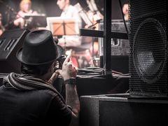 Der Konzertfotograf