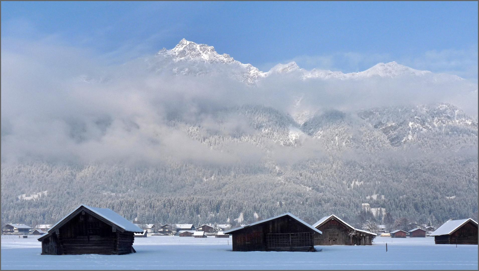 Der Kramer in Garmisch-Partenkirchen