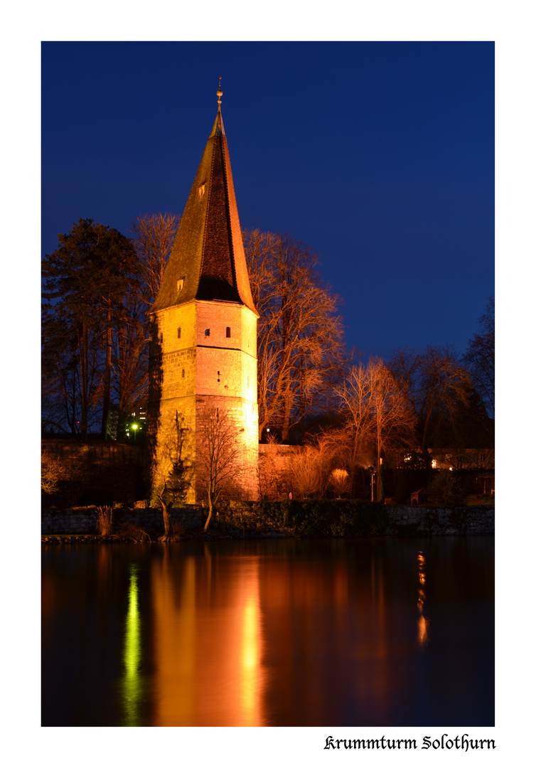 Der Krummturm Solothurn