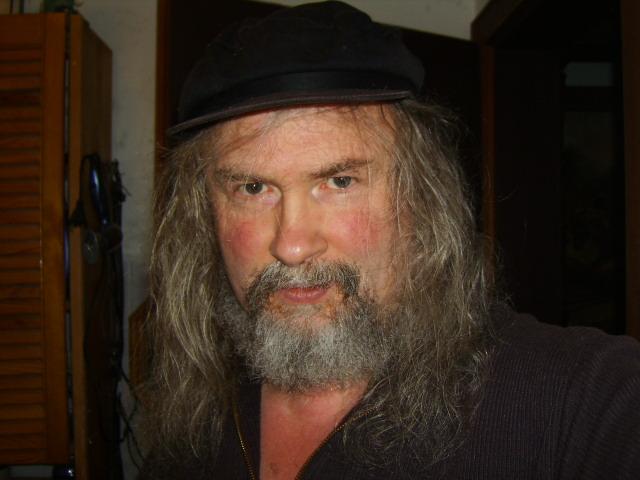Der Künstler Lothar Strübbe