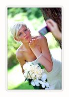 der Kuss der Braut