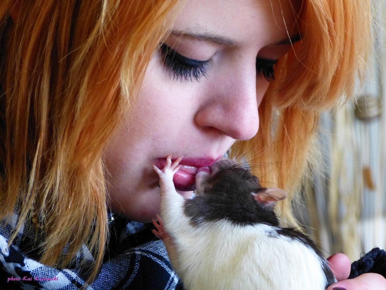 Der Kuss der Ratte